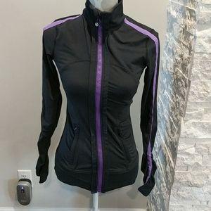 LULULEMON competition jacket Luxtreme